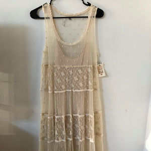 Billabong lace dress